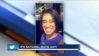 It's National Selfie Day! - Video