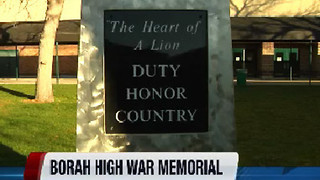 Borah High School held ceremony for Veterans Day - Video