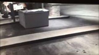 Thieves Use Forklift to Steal Drive-Up ATM in Texas - Video