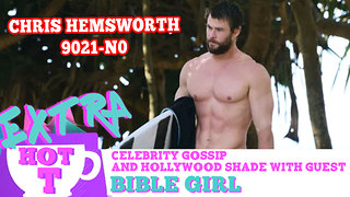Chris Hemsworth 9021-NO: Extra Hot T with Bible Girl - Video