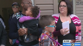 Desiring Vets get brand new home in Council Bluffs - Video