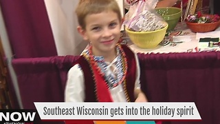 Southeast Wisconsin gets into the holiday spirit - Video