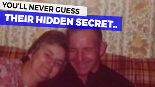 Family Finds Out Shocking Secret After Grandparents Pass Away - Video