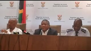Police choking organised crime across SA with major arrest, says police minister (bF8)
