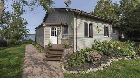 This Cheap House For Sale In Ontario Comes With Priceless Waterfront Views