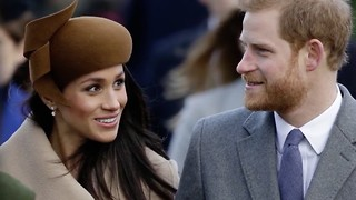 Prince Harry and Meghan's Wedding Details - Video