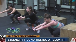 Motivation Monday at Bodyfit KC in Midtown - Video