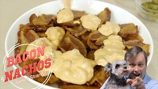 How to make bacon nachos - Video