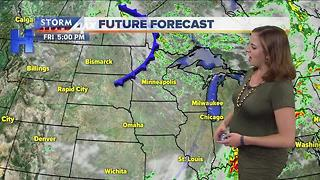 Jesse Ritka's Friday 5 p.m. Storm Team 4Cast - Video