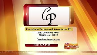Crenshaw Peterson & Associates PC- 6/9/17 - Video