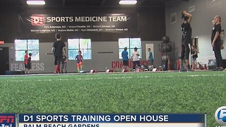 D1 Sports Training Open House - Video