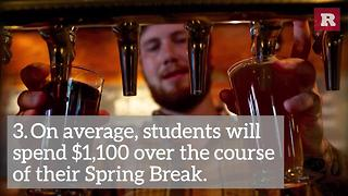 5 Shocking Facts About Spring Break | Rare Life - Video