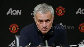 Mourinho: United punished by referee Pawson - Video