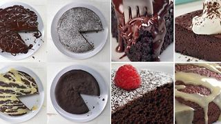 How to Make Chocolate Cakes for Any Diet