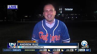 Gators win - Video