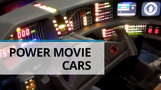 Exclusive movie cars: this is what makes them special - Video
