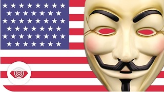 Are Anonymous Working For The US Government? - Video