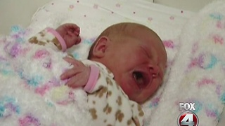 Baby born at Nissan dealership - Video