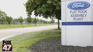 Ford cancels Mexico plans, company to invest $700 million in Flat Rock plant - Video