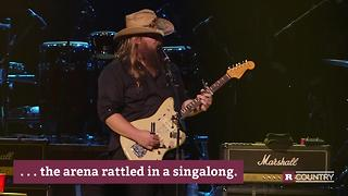 Chris Stapleton tackles an American classic and nails it | Rare Country - Video