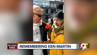 Remembering Ken Martin: Maslow's Army to hold candlelight vigil in downtown Cincinnati - Video