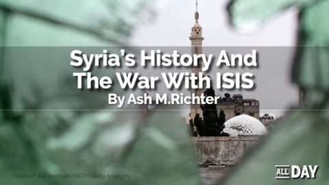 Syria war: Syria and ISIS are destroying their history