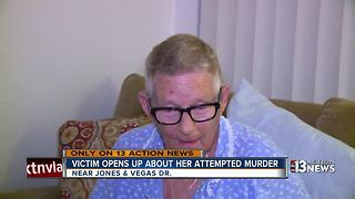 Senior survives violent home invasion