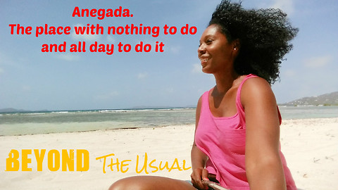 Anegada: The place with nothing to do and all day to do it!