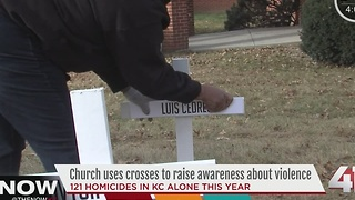 Leawood church remembers 2016 homicide victims - Video
