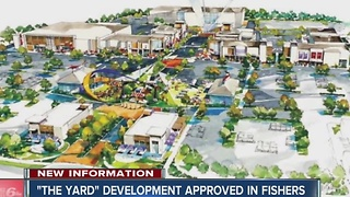 Fishers development moves forward - Video