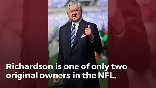 Carolina Panthers Investigating Owner Jerry Richardson For Workplace Misconduct - Video
