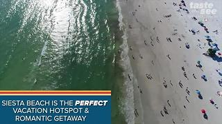 Siesta Beach in Florida named best beach in US - Video