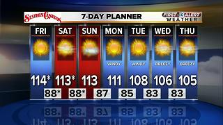 13 First Alert Weather for June 23 2017 - Video