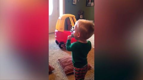 13 Adorable Baby Shenanigans