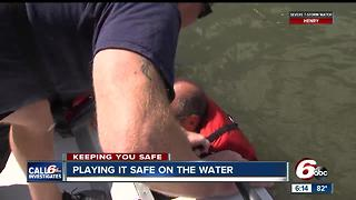 Wear a life vest when on the water. Always. Here's why - Video