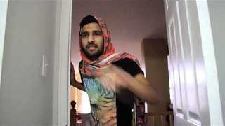 ZaidAliT - Brown parents never close the door! - Video