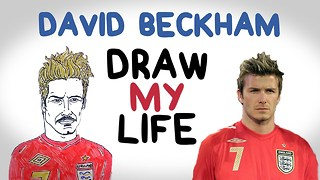 DRAW MY LIFE with David Beckham - Video