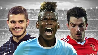 Transfer Talk | Paul Pogba to City and Benteke to Chelsea? - Video