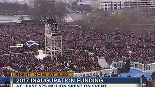 2017 Inauguration Funding - Video