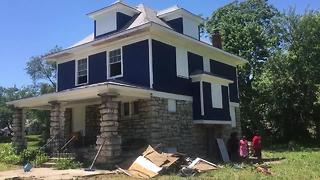 KC Land Bank helping rehab vacant homes - Video