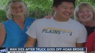Victim of fatal crash on Hoan Bridge identified - Video