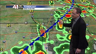 Jeff Penner Monday Afternoon Forecast Update 6 12 17 - Video
