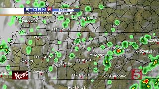 Henry's  Afternoon Forecast: Tuesday, June 13, 2017 - Video