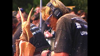 Chainsaw Carving Championships - Video