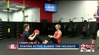 Commit 2 Be Fit: Fitness Can Be Fun - Video