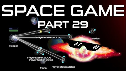 Space Game Part 29 - Team/Group Hostility