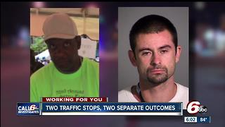 2 traffic stops, 2 separate outcomes: Derek Hicks fled and lived, Aaron Bailey fled and was killed - Video