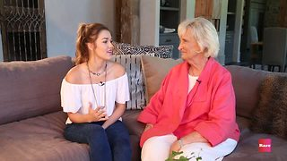 Live Original: Sadie Robertson's Mamaw Jo Helped Find Her Inner Beauty - Video