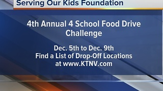 Serving Our Kids Foundation