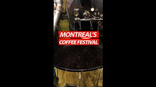 Montreal's Coffee Festival